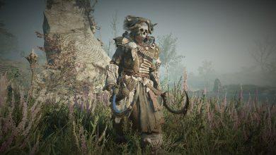Assassin's Creed Valhalla Wrath of the Druids Bütün Zırh Setleri