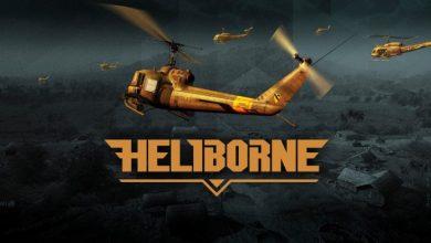 Heliborne-gameolog